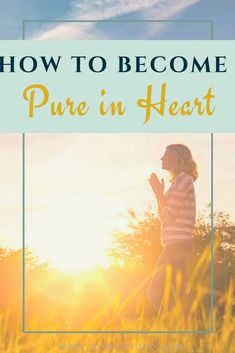 Discover 3 reasons to become pure and heart and the 2 phase cycle that brings you the blessings of a holy life in Christ. Click to read.