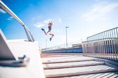 Photoshoot Nijmegen  June 2015 Dancer Amber Jongmans Photografer Tim Jongmans www.wedostudio.nl #dance #dancer #nijmegen #wedostudio #dancephoto #outside #summer #jump #fly