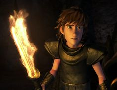 Every time Hiccup pulled out Inferno I think I was kinda like YEEEEESSS