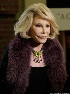 joan rivers | Joan Rivers: 'Kim Kardashian's Baby Is Ugly - I've Never Seen A Six ...