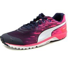 6313e7b0e28c34 Puma Faas 300 v4 Men US 14 Blue Running Shoe