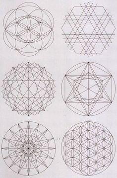 geometría simétrica