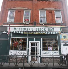 Allentown Buffalo, NY - My husband spent MANY nights at this bar in the 70s!