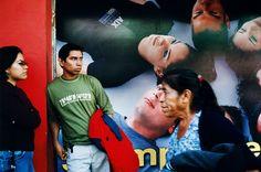 Alex Webb MEXICO. Veracruz. 2003. In the streets. Magnum Photos Photographer Portfolio