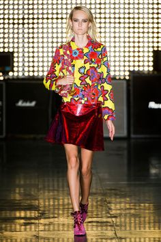 House of Holland at London Spring 2015