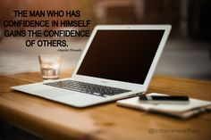 The man who has confidence in himself gains the confidence of others. #motivationalquotes #motivation #quotes #quoteoftheday #quote #motivational #successtips #success #Top10