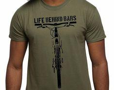 Camiseta de los hombres Mountain Bike T camisa MTB T camisa vida tras las rejas ropa Maillot