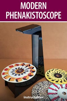 Check out this modern take on a Phenakistoscope, which is an early optical illusion device that uses static images to create the illusion of motion through the principle of persistence of vision. #Instructables #electronics #technology #Arduino #art Useful Arduino Projects, Arduino Class, Persistence Of Vision, Electronic Circuit Board, Cross Your Fingers, Electronics Components, Acrylic Sheets, Creative Thinking, Strobing