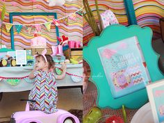 Prefect Peppa Pig Party @LauraWinslow Photography Addie #Peppa #Party