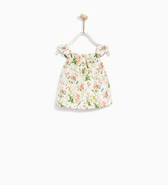 ZARA - KIDS - TOP WITH TOP BUTTONS