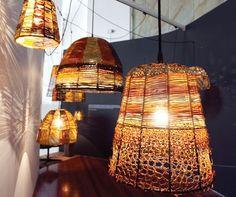 Yuta Badayala lights from Elcho Island, sold at Koskela