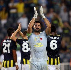 Fenerbahçe -  RB Salzburg | Volkan Demirel