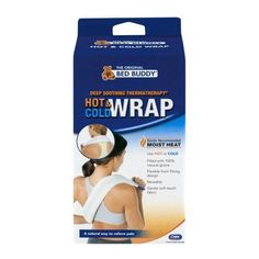 Bed Buddy Thermatherapy Hot & Cold Wrap, 1.0 CT