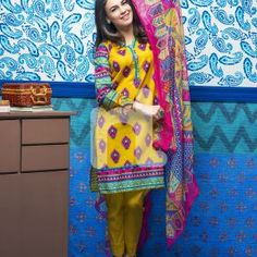 NISHAT LINEN launches Summer Collection 2016 (42)
