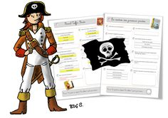 Rallyes lecture Pirates :cycles2-3 - Bout de gomme