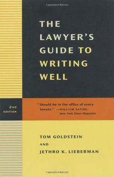 legal essay writing