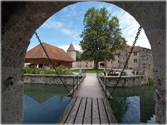 Castle Hallwyl, Switzerland