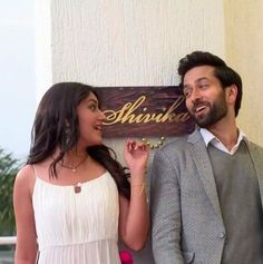 Outstanding Cover by ❤️ Shivaay, a playboy, w… Cute Love Gif, Cute Love Couple, Beautiful Couple, Girl Photo Poses, Girl Photos, Nakul Mehta, Dil Bole Oberoi, Game Of Love, Indian Drama