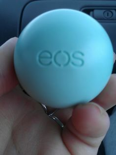 Day Eight: Something close up. EOS lip balm.
