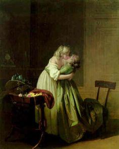 Louis Léopold Boilly - Les deux soeurs