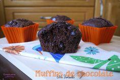 Schokoladen-Muffins Starbucks} {style | Kochen für meine Welpen