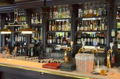 Brasserie-Restaurant Le Baron, Coo. Le Baron, Beer Brewery, Holiday Apartments, Liquor Cabinet, Restaurant, Home Decor, Decoration Home, Room Decor, Diner Restaurant