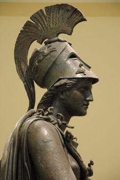 Athena, 4th century BC, Archaeological Museum Piraeus