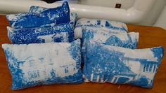 cyanotype printing on fabric