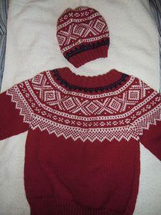Handknittet Marius sweater size 4-6 years 6 Years, Norway, Men Sweater, Corner, Creative, Sweaters, Pattern, Fashion, Moda