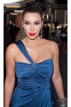 11 Wedding Hair Ideas for Kim Kardashian