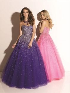 I want to buy pretty dresses for prom again :)