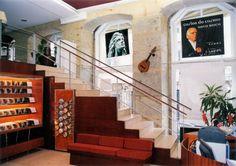 CNM - Companhia Nacional de Música in Chiado - the oldest music store in Lisbon