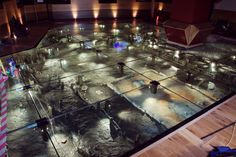 Jorvik Viking Centre in York, North Yorkshire
