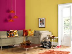 Trend alert: Colourblock brights