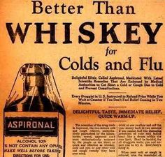 I really like old-timey stuff. Whiskey For Colds, Whiskey Girl, Bourbon, Flu Medicine, Things To Sell, Paper, Eagle, Retro, Bourbon Whiskey