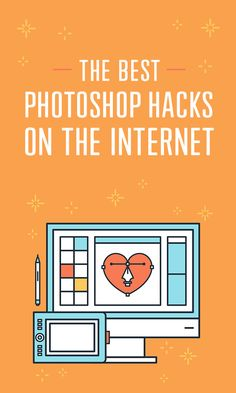 On the Creative Market Blog - The Best Photoshop Hacks on the Internet: ll the hacks included here combine simplicity with effectiveness—if you have just ten minutes you will learn a lot.