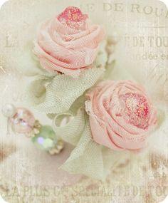 DIY:: Making Rose Pins