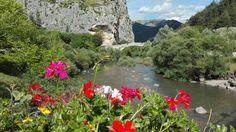 Castellane, Alta Provenza, Francia