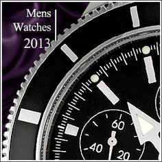 Updated January 1, 2013  View a list of the best men's watches for 2013: casual, sport and dress watches from the world's best selling brands.    Find...
