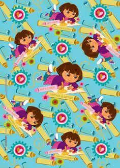 Personaliza tu obsequios para tu fiesta infantil de Dora