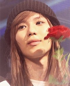 Taemin with long hair #SHINee #Taemin