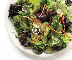 Ultimate Salad with Balsamic Vinaigrette