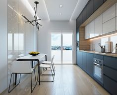 Design kitchen 3 on Behance
