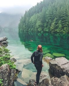 Take a day trip from Vancouver and go hiking to Lindeman Lake in Chilliwack. Extend your hike by visiting Greendrop Lake too. Places To Travel, Places To See, Travel Destinations, Alberta Canada, Ottawa, Quebec, Ontario, Vancouver Travel, Montreal