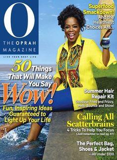 Oprah Magazine [United States] (August 2013)