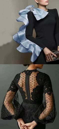 ballkleid 2020 Spring Fashion Trending Elegant Blouse For Women Work Apparel Article Body: Any job y Black Women Fashion, High Fashion, Womens Fashion, Mode Outfits, Fashion Outfits, Dressy Outfits, Dress Fashion, Spring Fashion Trends, African Fashion Dresses