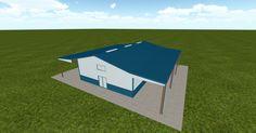 Cool 3D #marketing http://ift.tt/2uqAjjb #barn #workshop #greenhouse #garage #roofing #DIY