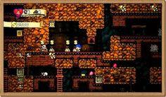Spelunky Games Screenshots