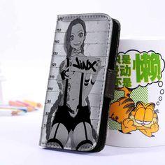 Jinx League of Legends   Games2   Wallet Case   iPhone 4 4S 5 5S 5C 6 6+ Case   Samsung Galaxy S3 S4 S5 Cover   HTC Cases - jackandgeorges