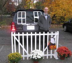 Decorating Ideas | Trunk or Treat